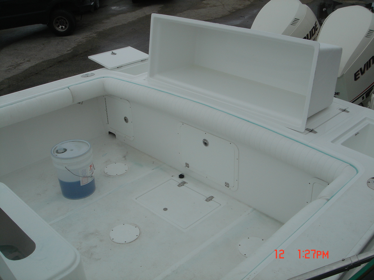Bow Of A Boat >> Atlantic Marine Canvas, Inc. - SIDED BOLSTERS